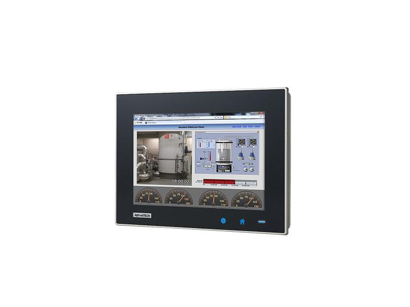 研华10.1寸WXGA TFT 宽屏工业平板电脑TPC-1051WP