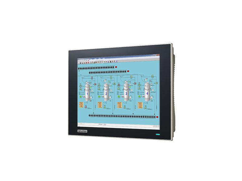 研华12寸高性能触控平板电脑TPC-1282T