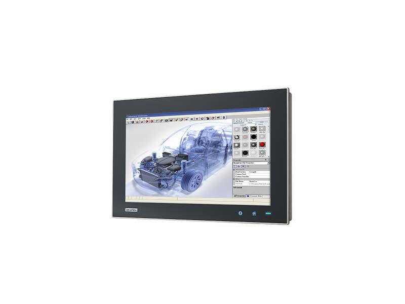 研华18.5寸多点触控工业平板电脑TPC-1881WP