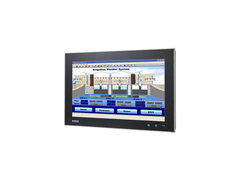 研华21.5寸全高清TFT宽屏工业平板电脑TPC-2140WP